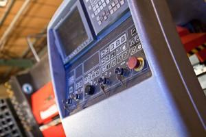 CNC Punch Press Control